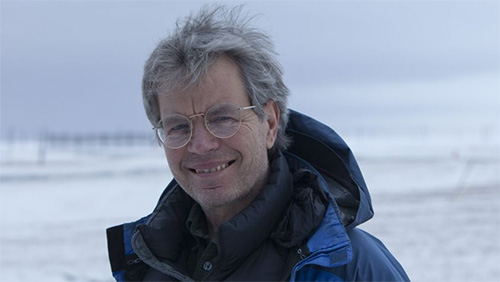 George Divoky discusses 'Forty Years of a Melting Arctic'