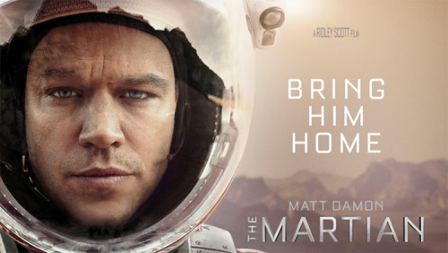 NSWA sees 'The Martian' with scientists from UW Astrobiology