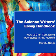 Science writers essay handbook