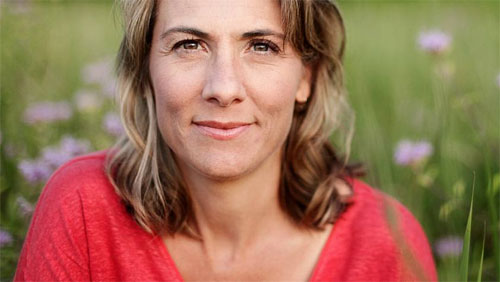 Hope Jahren at Town Hall