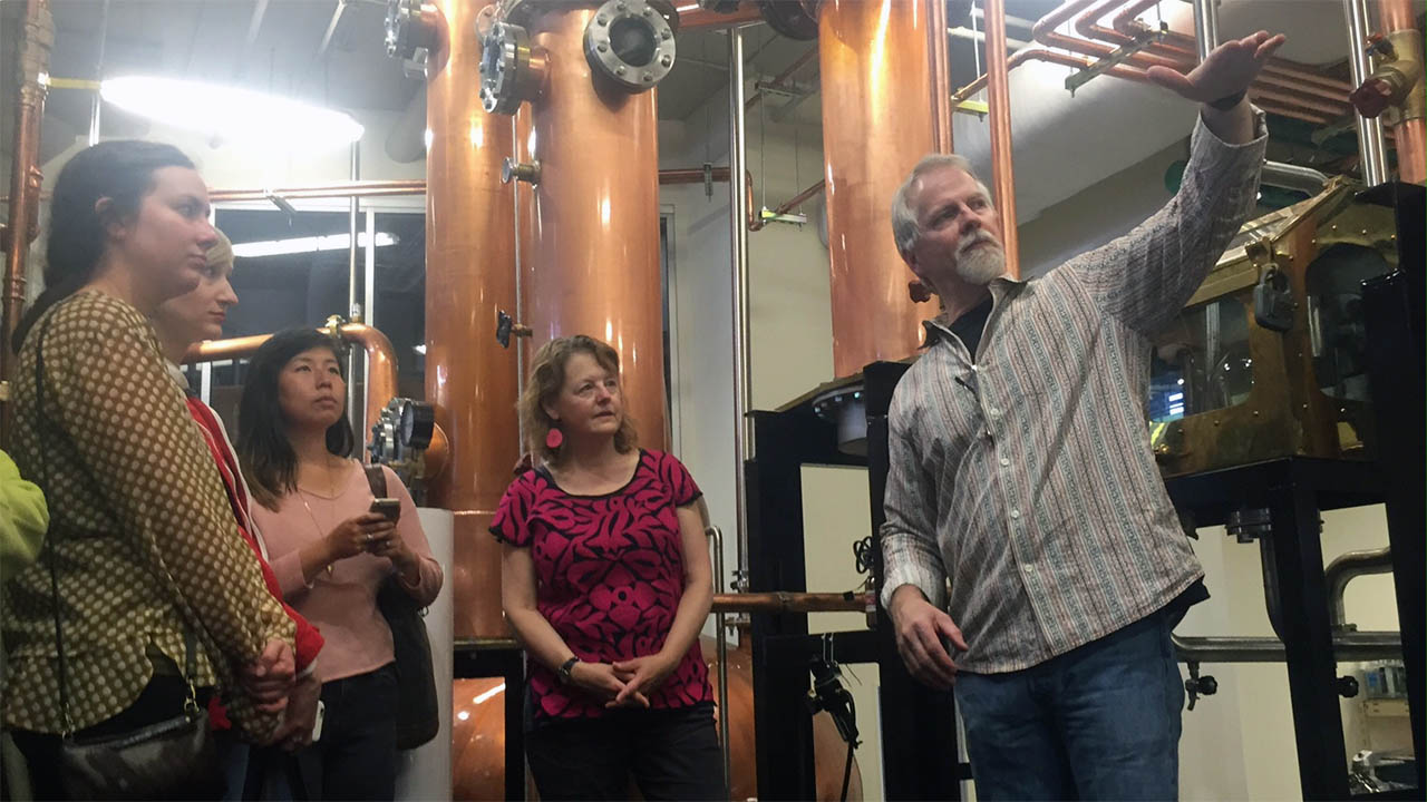 Tipsy Science: The Art and Chemistry  of Distilling—and Tasting—Fine Spirits