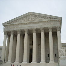 Le: From OR to SCOTUS