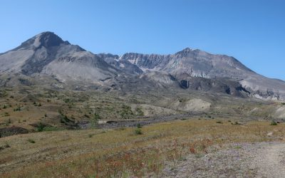 Volcano Camping Adventure at Mount St. Helens