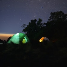 Weinberger: Corona-camping