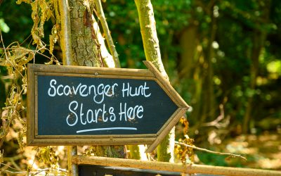 Science Scavenger Hunt