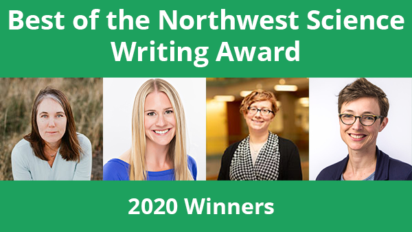 Best of the Northwest Science Writing Awards – 2020 Winners