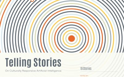 Telling Stories: on culturally response Artificial Intelligence