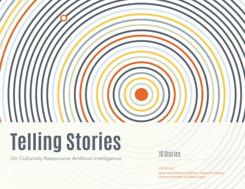 Telling Stories book