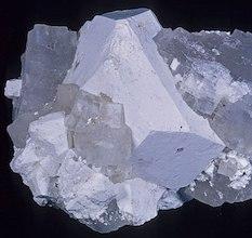 photo of whiteish crystal